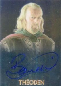 Lord-of-the-Rings-Trilogy-Chrome-Bernard-Hill-as-Theoden-Autograph-Card