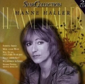 HANNE-HALLER-034-STARCOLLECTION-034-2-CD-NEUWARE