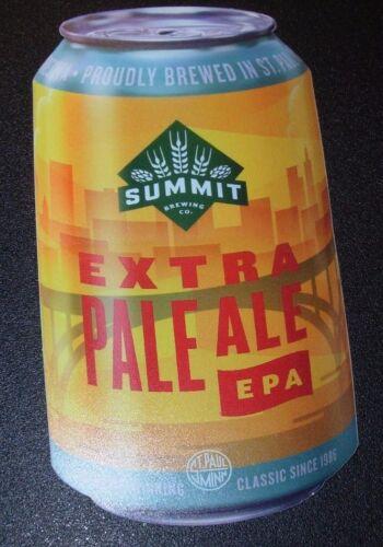 SUMMIT BREWING St Paul Minnesota EPA Can LOGO STICKER decal craft beer brewery