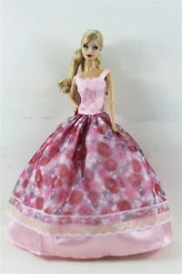 Fashion Princess Party Dress/Evening Clothes/Gown For 11.5in.Doll B01