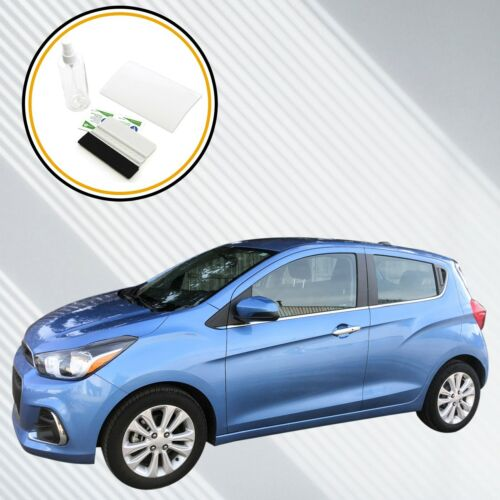 2 Fits Chevy Spark 2014-2018 2pc Anti Scratch No Print Screen Saver Protector 7/""
