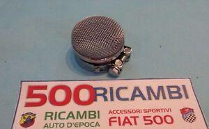 FIAT-500-F-L-R-126-TROMBONCINO-FILTRO-ARIA-SFIATO-CARBURATORE-FIAT-127-WEBER-32