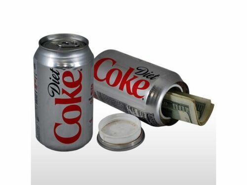 Cola boire peut bouteille Stash Safe Hidden Diversion Secret Caché voiture coffres-forts masquer
