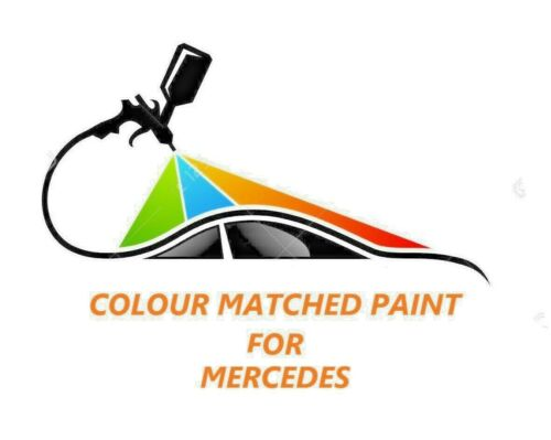 ALL COLOURS BASECOAT PAINT FOR MERCEDES BENZ