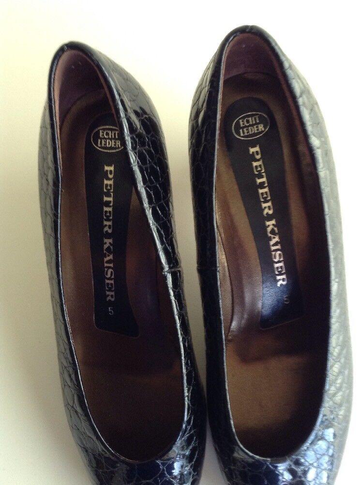 Schuhe von peter kaiser 38 38 kaiser a66749