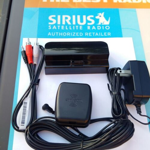 Sportster 3 Sirius Complete Home Docking Kit NEW!