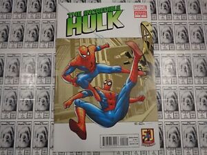 Incredible-Hulk-2011-Marvel-9-1-25-Variant-CVR-Amazing-Spider-Man-NM