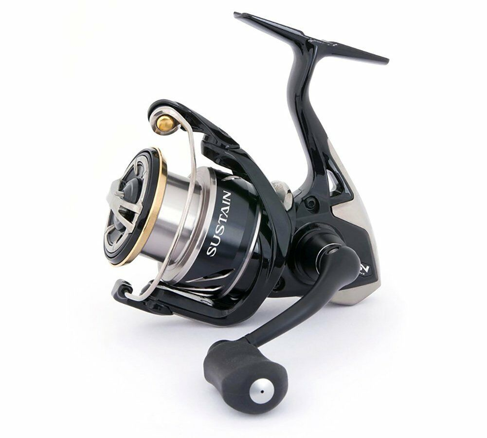 Shimano Sustain FI Spinning Angelrolle, Modell 2018