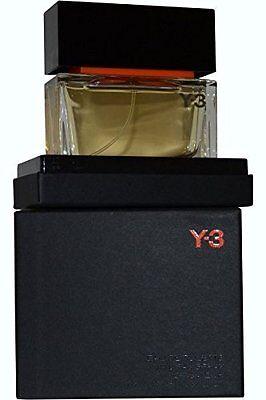 Yohji Yamamoto Y-3 Black Label Eau De Toilette Spray 75ml