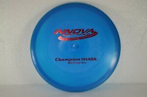 Shark-Champion-180g-Pre-Flight-Innova-Collectible-New-Prime-Disc-Golf-Rare
