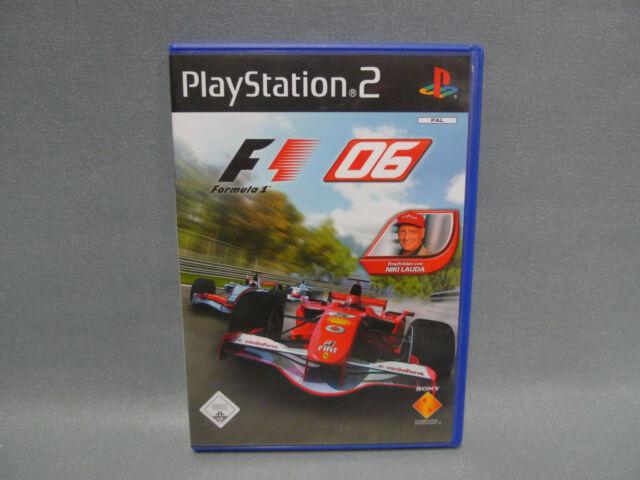 Playstation 2 - Formel Eins 06 - Neuwertig - PS 2