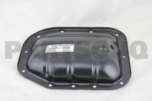 OIL NO.2 12102-21010 1210221010 Genuine Toyota PAN SUB-ASSY