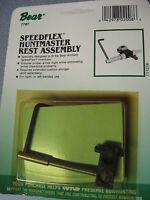 Bear Archery Bow Hunting Speedflex Huntmaster Arrow Rest Rh Or Lh 7787