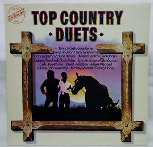 Top-Country-Duets-Various-Artists-1974-Uk-Embassy-CBS-Lp