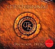 WHITESNAKE - Greatest Hits 2CD IMPORT  USA SELLER!!!
