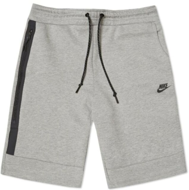 Men s Brand New Nike Tech Fleece Athletic Fashion Design Era Shorts  628984  ... d2237b429