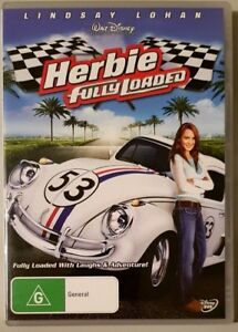 herbie fully loaded movie review