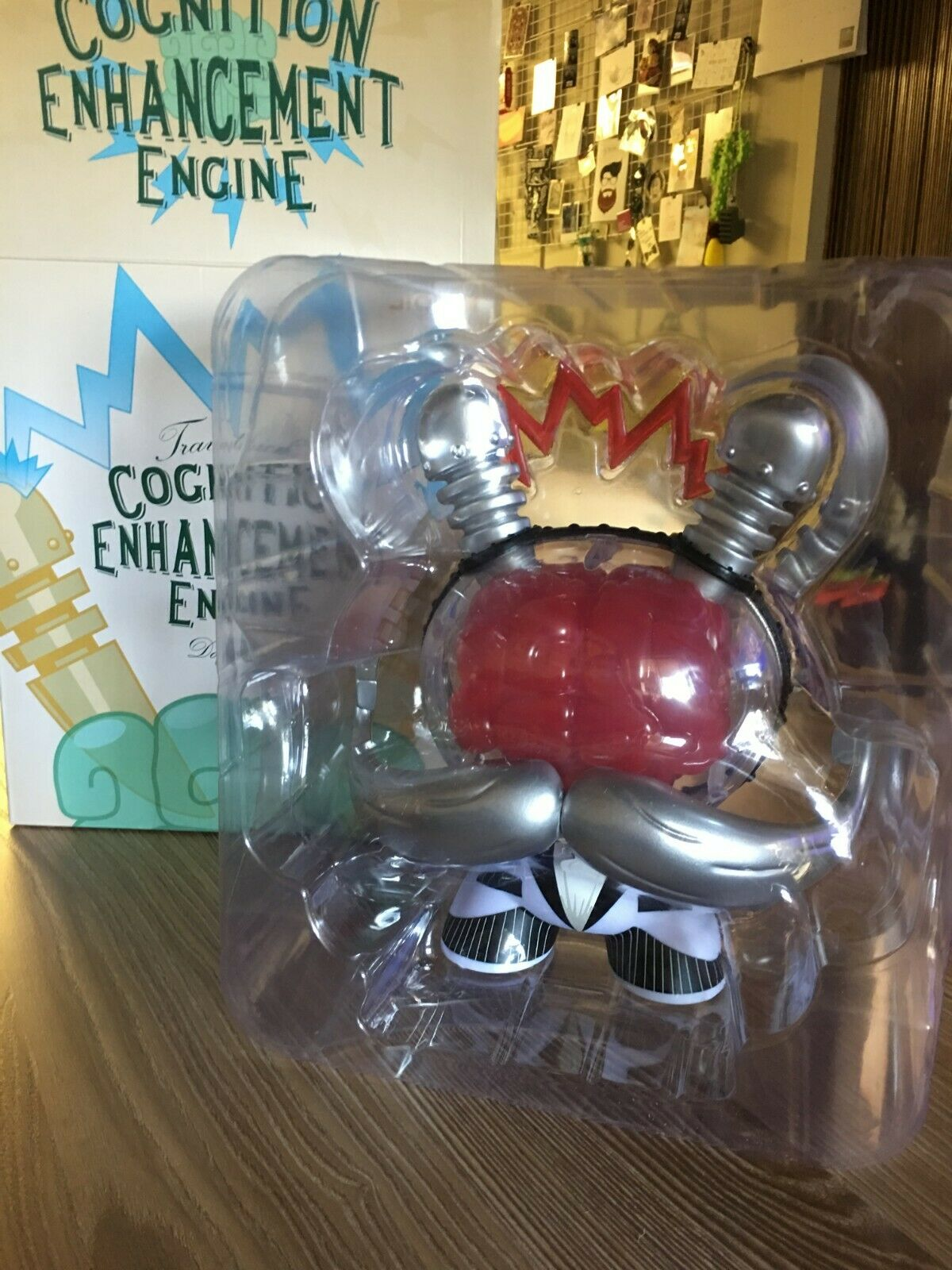 Kidrobot 8 Inch Rare Cognition enhancement Dunny - - - Red 5ac788