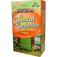 Food For Life Ezekiel 4:9 Sprouted Grain Pasta - Penne - High Fibre -16oz (454g)
