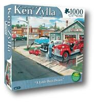 Karmin Jigsaw Puzzle A Little Boys Dream Ken Zylla 1000 Pcs 8561-2 Nostalgia