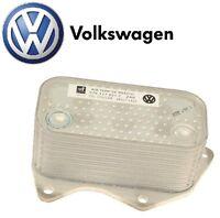Genuine Volkswagen Engine Oil Cooler 2.5-liter 07k117021c