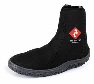 Bon CœUr Néoprène Fermeture Combinaison Isothermique/watersports Boots 2.5 Mm Unisexe-afficher Le Titre D'origine