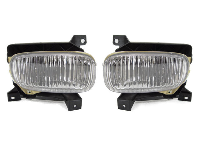 Depo 2000 2004 Toyota Tundra Replacement Fog Light Lamp Set Pair Left Right