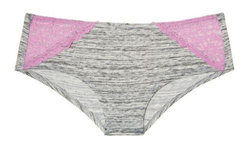 Victoria/'s Secret PINK ~ SUPER SOFT ~ Lace Trim Hipster sz L ~You Pick Color
