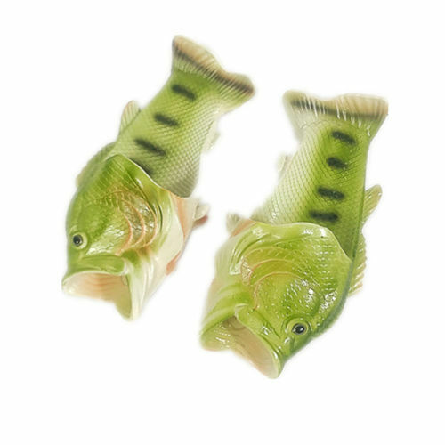 Popular Slippers Fish Slippers Beach Sandals Summer Casual Shoes Supply Hot QP