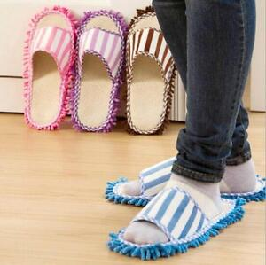 1Pair-Broom-Covers-Floor-Cloth-Polishing-Dust-Mop-Slippers-Cleaning-Socks-Shoes