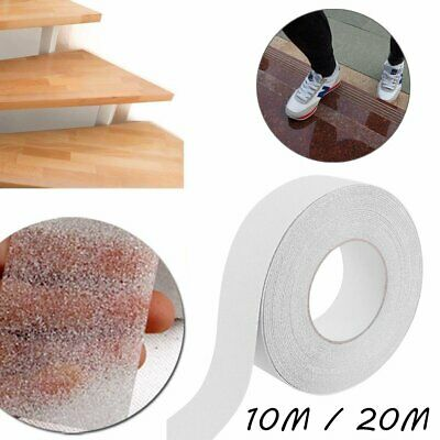 20m Antirutschband Treppen Streifen Selbstklebend 50mm Breite Anti-Rutschband DE