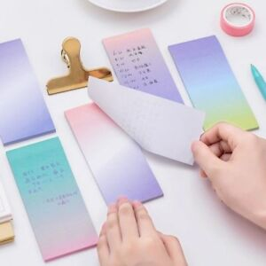 Cartoon-Rainbow-Sticky-Notes-Colorful-Writing-Student-Study-Paper-Memo-Pad-H7