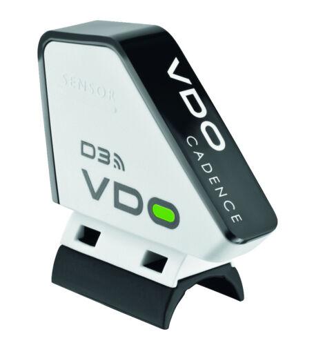 VDO Trittfrequenz Sender Kit 3012 für M5 M6 Ersatzteil Zubehör D3 Erweiterung