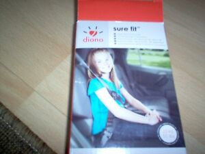 Diono SURE FIT Seat Belt Positioner Buy 1 get one free - <span itemprop=availableAtOrFrom>Nottingham, United Kingdom</span> - Diono SURE FIT Seat Belt Positioner Buy 1 get one free - Nottingham, United Kingdom