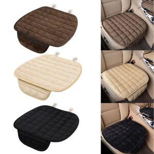 Car-Seat-Cover-Plush-Anti-Slip-Pad-Lattice-Pattern-Auto-Chair-Cushion-Winter