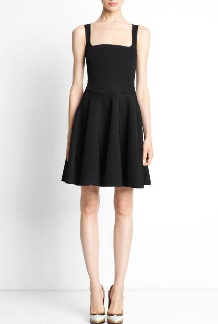 Lanvin Sleeveless Knit Dress Sz:XS Retail $2,575 NEW