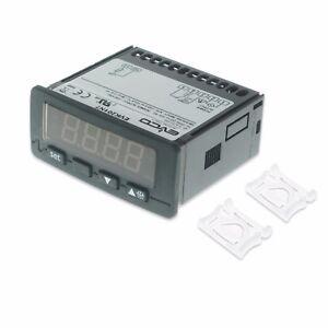 Evco chaque groupe de contrôle Digital Thermostat Régulateur de température EVK201 CNT-afficher le titre d`origine