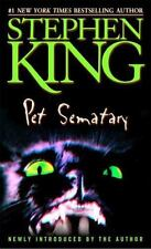 Pet Sematary by Stephen King (2001, Paperback)