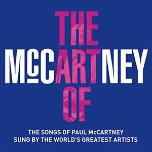 The Art of McCartney 4x180g Coloured Vinyl &