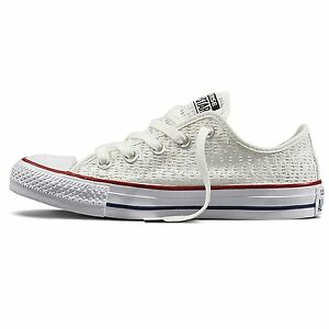 converse low damen weiß