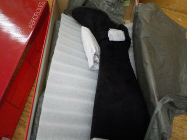 Aerosoles Women's Chatroom Knee High Boot  5.5 B(M) US