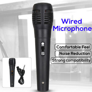 Uni-directional-Handheld-Wired-Microphone-Professional-Mic-KTV-Karaoke-Vocal