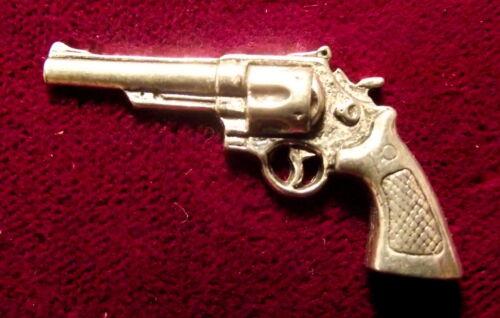 Peltre Smith Wesson 38 Broche Pin Calidad