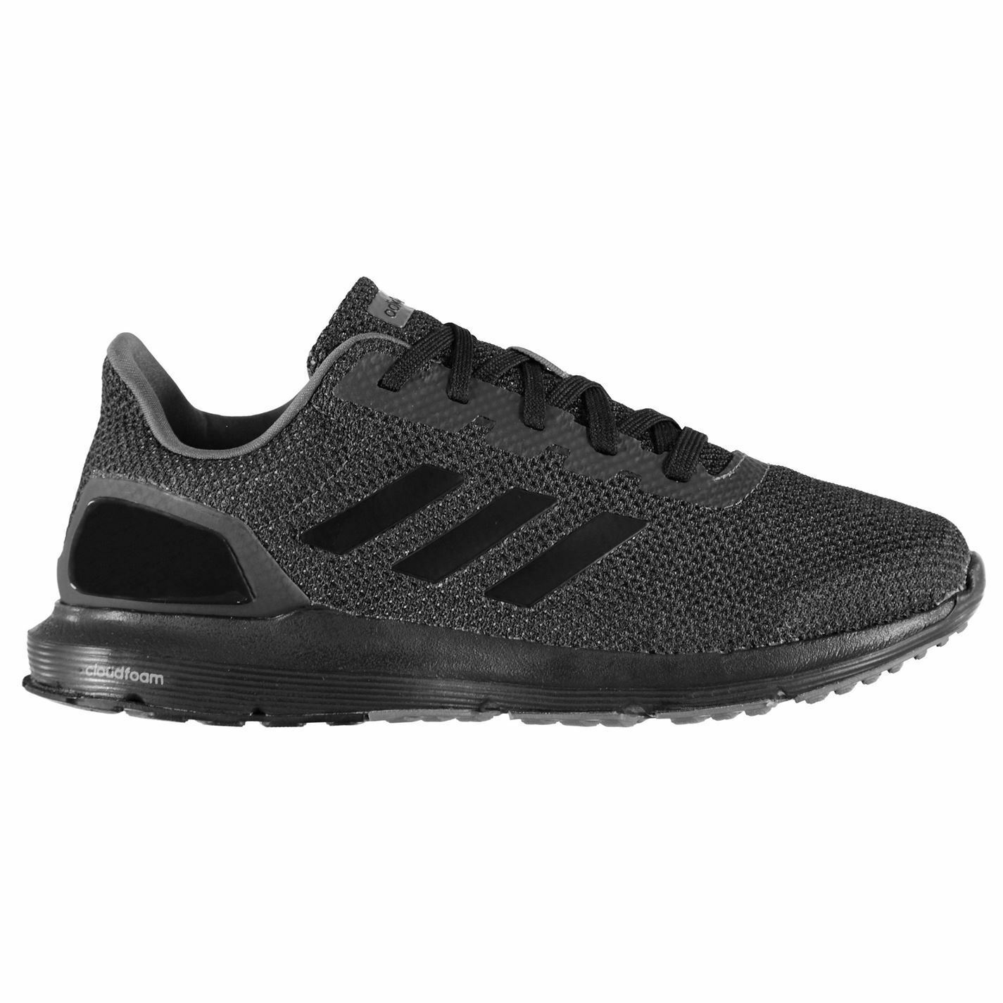 adidas Cosmic 2 Cloudfoam Trainers Sneakers Mens Black Sports Shoes Sneakers Trainers fb09af