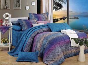 TANYA-Queen-King-Super-King-Size-Bed-Duvet-Doona-Quilt-Cover-Set-New