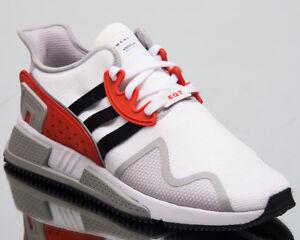 designer fashion a029e 4ed16 Image is loading adidas-EQT-Cushion-ADV-Men-Lifestyle-Shoes-White-