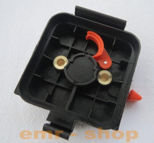 76   4133 140 2800 Orig 74 Stihl Filtergehäuse mit Choke BG72 FS // HS 72