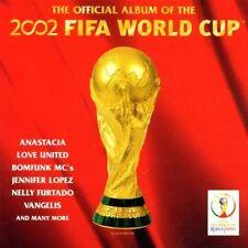 2002 Fifa World Cup Anastacia, Love United, Bomfunk MC's feat. Jessica Fo.. [CD]