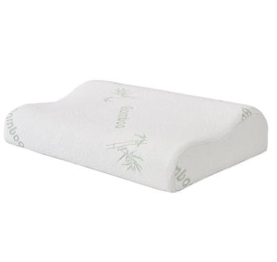 Bellissimo Bamboo Contour Memory Foam Pillow Ortopedico Testa Ferma Supporto Collo 60cm-