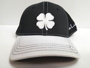 870d86d13 Details about Black Clover Cap BC 68 Stretch Fit Golf Hat Live Lucky